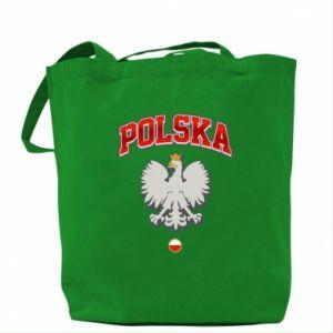 Torba Polska orzeł