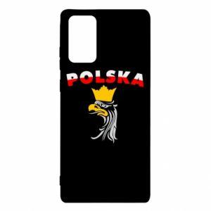 Etui na Samsung Note 20 Polska,orzeł
