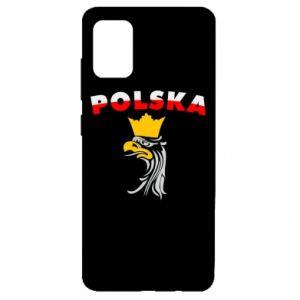 Etui na Samsung A51 Polska,orzeł