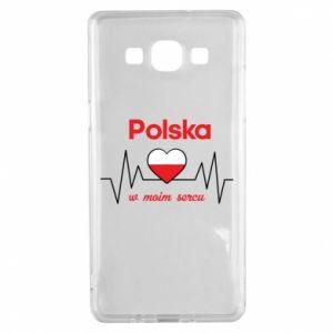 Etui na Samsung A5 2015 Polska w moim sercu