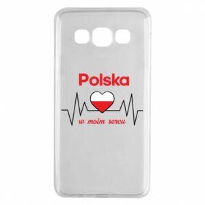 Etui na Samsung A3 2015 Polska w moim sercu