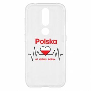 Etui na Nokia 4.2 Polska w moim sercu
