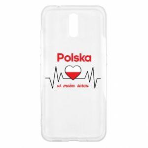 Etui na Nokia 2.3 Polska w moim sercu