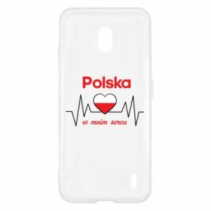 Etui na Nokia 2.2 Polska w moim sercu