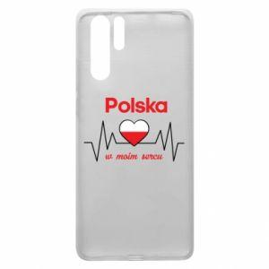 Etui na Huawei P30 Pro Polska w moim sercu