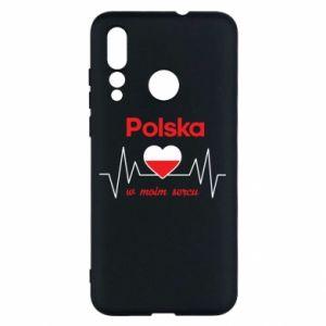 Etui na Huawei Nova 4 Polska w moim sercu