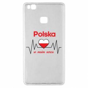 Etui na Huawei P9 Lite Polska w moim sercu