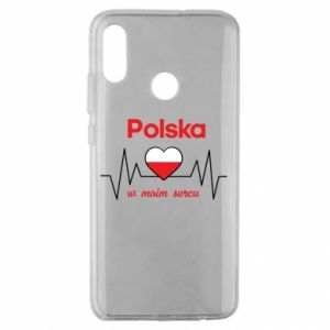 Etui na Huawei Honor 10 Lite Polska w moim sercu