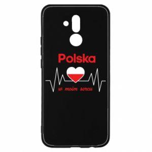 Etui na Huawei Mate 20 Lite Polska w moim sercu
