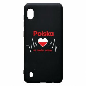 Etui na Samsung A10 Polska w moim sercu
