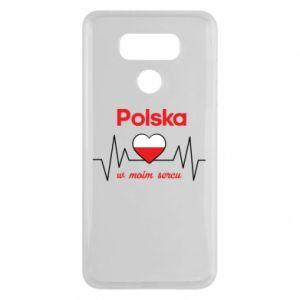 Etui na LG G6 Polska w moim sercu