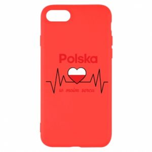 Etui na iPhone SE 2020 Polska w moim sercu