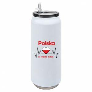 Puszka termiczna Polska w moim sercu