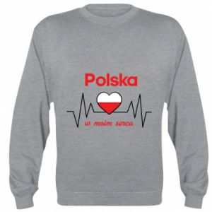 Bluza Polska w moim sercu