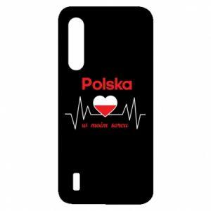 Etui na Xiaomi Mi9 Lite Polska w moim sercu