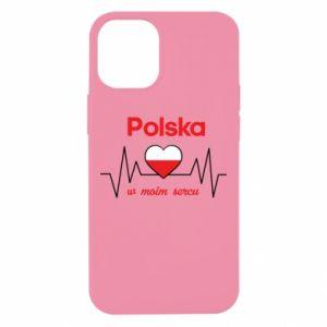Etui na iPhone 12 Mini Polska w moim sercu