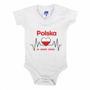 Body dziecięce Polska w moim sercu