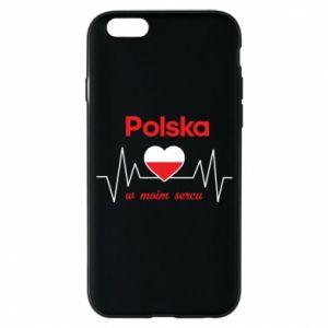 Etui na iPhone 6/6S Polska w moim sercu