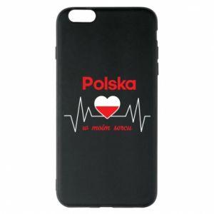 Etui na iPhone 6 Plus/6S Plus Polska w moim sercu
