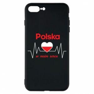Etui na iPhone 8 Plus Polska w moim sercu