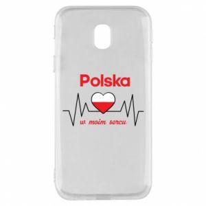 Etui na Samsung J3 2017 Polska w moim sercu