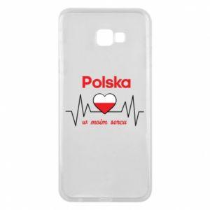 Etui na Samsung J4 Plus 2018 Polska w moim sercu