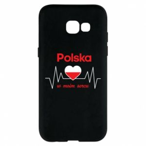 Etui na Samsung A5 2017 Polska w moim sercu