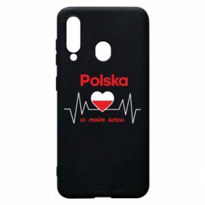 Etui na Samsung A60 Polska w moim sercu