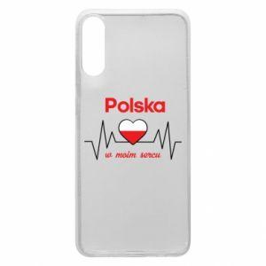 Etui na Samsung A70 Polska w moim sercu