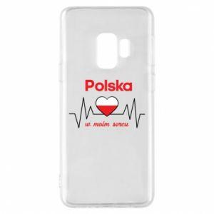 Etui na Samsung S9 Polska w moim sercu