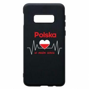 Etui na Samsung S10e Polska w moim sercu