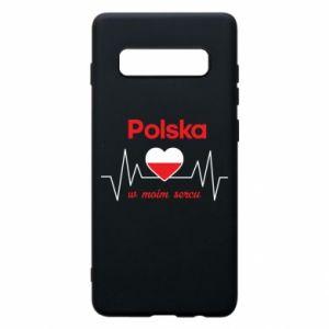 Etui na Samsung S10+ Polska w moim sercu
