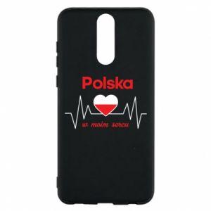 Etui na Huawei Mate 10 Lite Polska w moim sercu