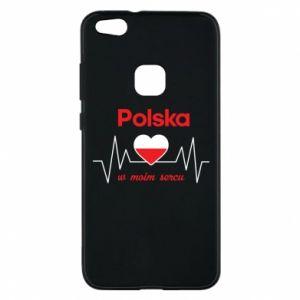 Etui na Huawei P10 Lite Polska w moim sercu