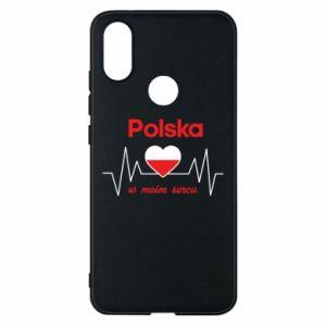 Etui na Xiaomi Mi A2 Polska w moim sercu