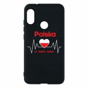 Etui na Mi A2 Lite Polska w moim sercu