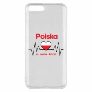 Etui na Xiaomi Mi6 Polska w moim sercu
