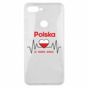 Etui na Xiaomi Mi8 Lite Polska w moim sercu