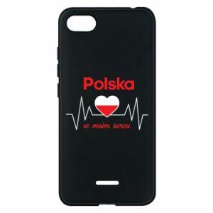 Etui na Xiaomi Redmi 6A Polska w moim sercu