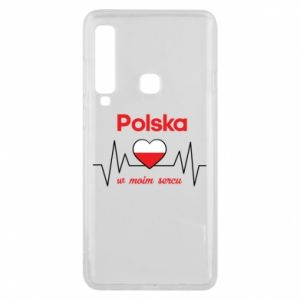 Etui na Samsung A9 2018 Polska w moim sercu