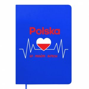 Notes Polska w moim sercu