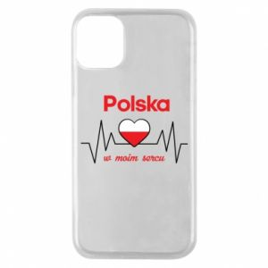 Etui na iPhone 11 Pro Polska w moim sercu