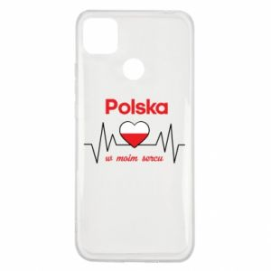 Etui na Xiaomi Redmi 9c Polska w moim sercu