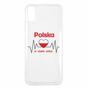 Etui na Xiaomi Redmi 9a Polska w moim sercu