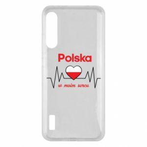 Etui na Xiaomi Mi A3 Polska w moim sercu