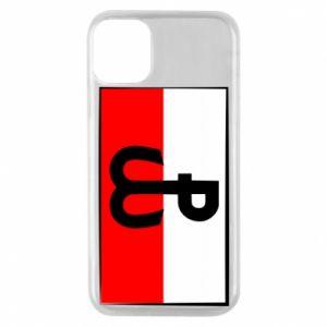 Etui na iPhone 11 Pro Polska Walcząca i flaga Polski