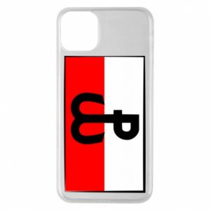 Etui na iPhone 11 Pro Max Polska Walcząca i flaga Polski