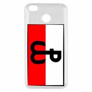 Etui na Xiaomi Redmi 4X Polska Walcząca i flaga Polski