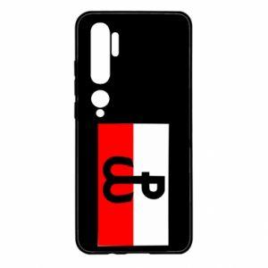 Etui na Xiaomi Mi Note 10 Polska Walcząca i flaga Polski