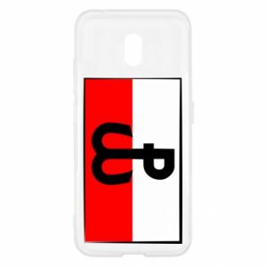 Etui na Nokia 2.2 Polska Walcząca i flaga Polski